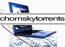 Chomsky Torrents Web Advert